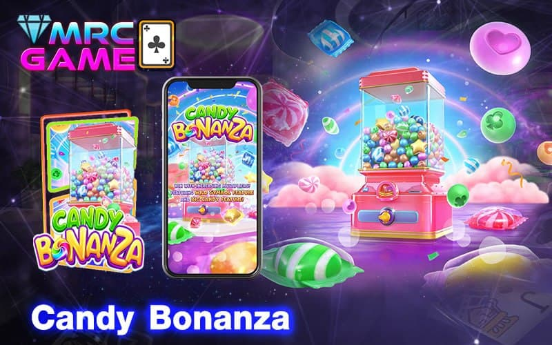 Candy Bonanza แตกง่าย แตกบ่อย ไม่มีขั้นต่ำ ทดลองเล่นฟรี อีกหนึ่ง เกมสล็อต ที่สร้างกระแส มาแรงที่สุด ด้วยรูปแบบ ที่เล่นง่าย